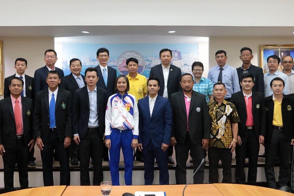 ประชุมหารือการเตรียมความพร้อมในการเสนอตัวเป็นเจ้าภาพจัดการแข่งขันกีฬายูธโอลิมปิกเกมส์ ครั้งที่ 5 (ค.ศ.2026)
