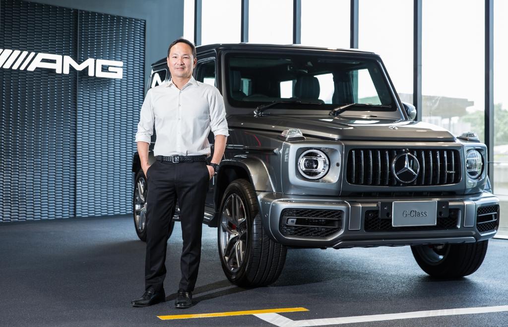 สตาร์แฟลก ทุ่ม100ล้าน ปรับปรุงโชว์รูมขาย AMG
