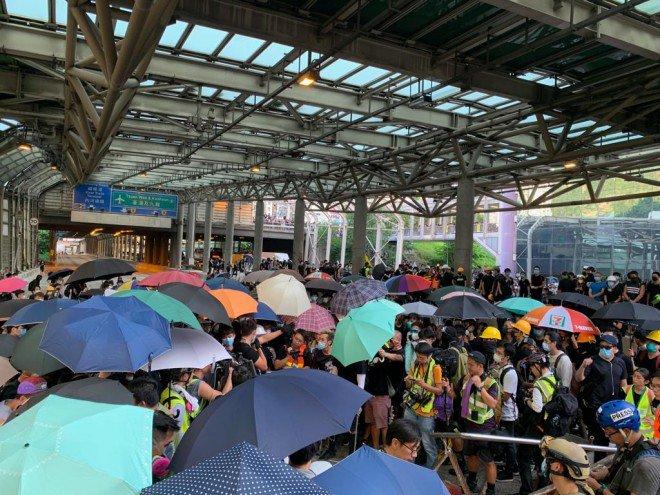 ท่องเที่ยวฮ่องกงฮวบหนัก หวังรัฐบาลช่วยบรรเทาระยะสั้น-ยาว