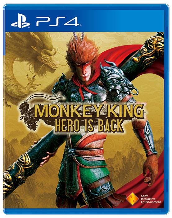 """MONKEY KING: HERO IS BACK"" (PS4) วางจำหน่าย 17 ต.ค.นี้"