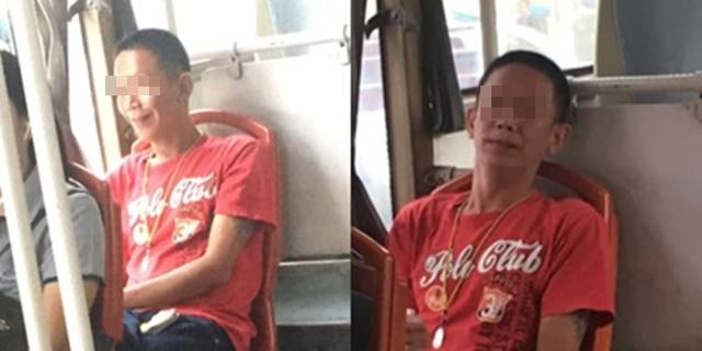 เตือนภัย! พบชายโรคจิตพยายามลวนลามสาวบนรถเมล์ แนะหากโดนอย่านิ่งเฉย