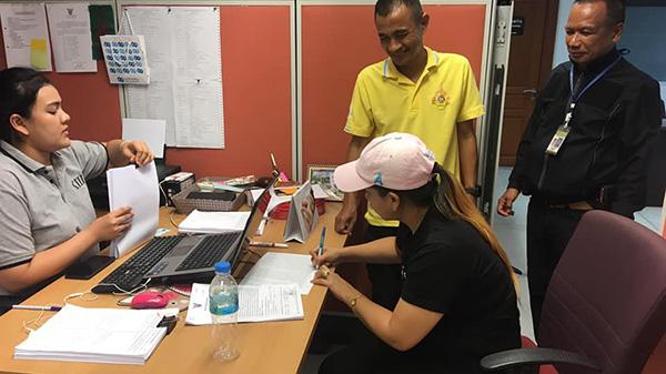 บุกจับสาวหลอกหญิงไทยไปทำงานที่แอฟริกาใต้แต่กลับบังคับค้ากามในซ่อง