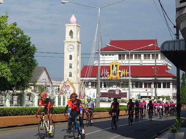 ททท.สตูลจัดปั่นจักรยาน Bike for Green Let's go to สตูล ชมเส้นทางพหุวัฒนธรรมและวิถีชุมชน