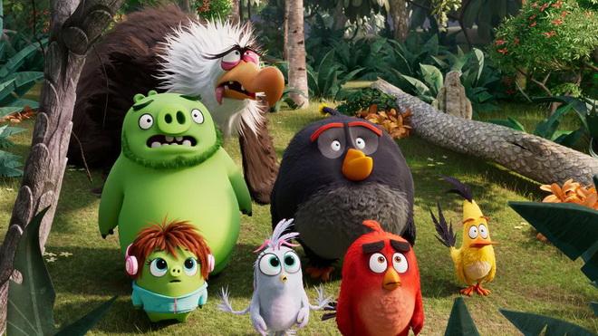 Angry Birds หมดกระแส? หนังภาค 2 รายได้หดทำเงิน 3 วันแรกแค่ 10 ล้านเหรียญฯ