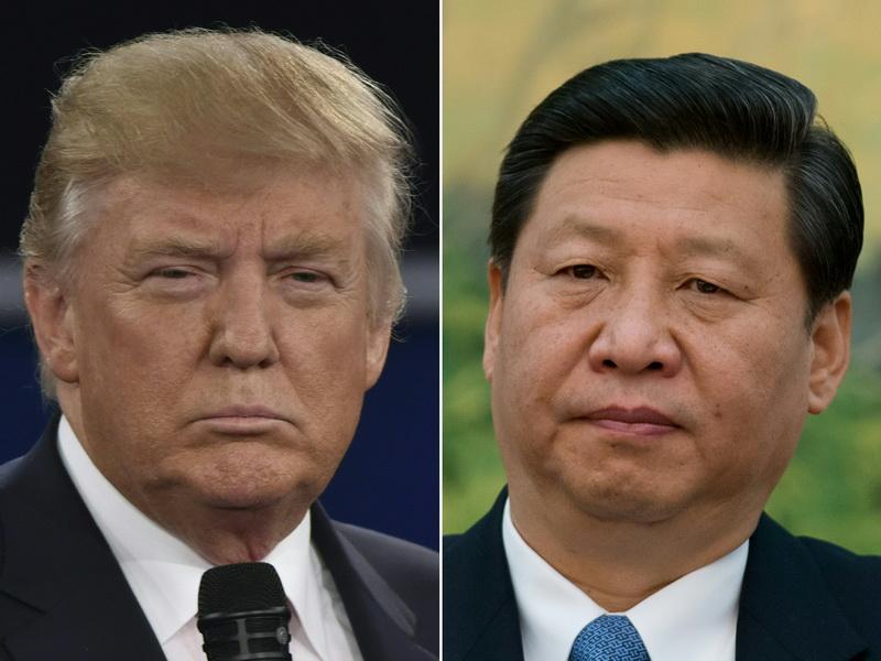 'ทรัมป์' ขู่เจรจาการค้าจีนมีปัญหาแน่ หากฮ่องกงซ้ำรอย 'เทียนอันเหมิน'