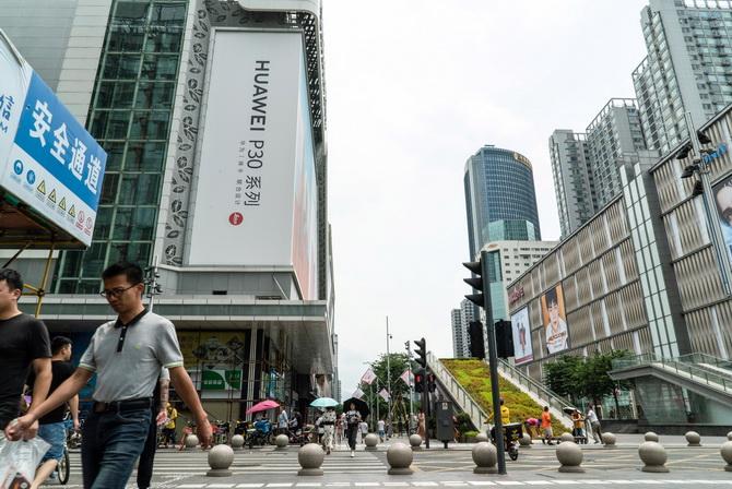 จีนวางแผนพัฒนาให้เมือง'เซินเจิ้น' กลายเป็น'สถานที่ซึ่งดียิ่งกว่า'ฮ่องกง'