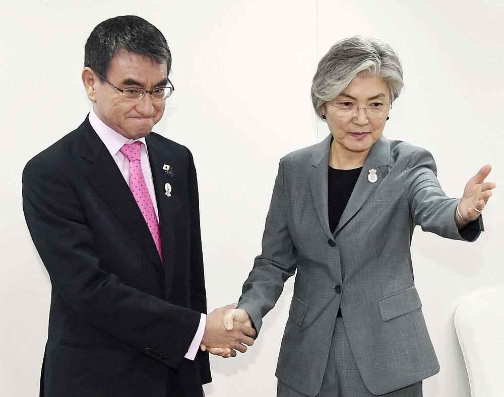 รัฐมนตรีญี่ปุ่น-โสมขาวหารือข้อพิพาท คาดยังแข็งกร้าวใส่กันไร้สัญญาณคืนดี