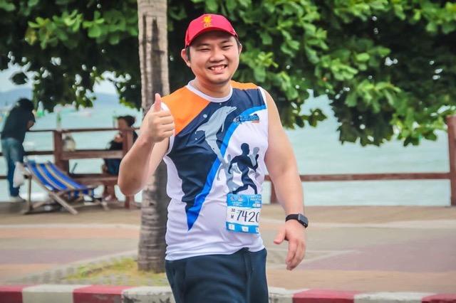 ขอบคุณมาเรียม! 'เกรียงไกร CPN' ต่อยอดจากความสูญเสีย เล็งจัด Pattaya Plogging วิ่งเก็บขยะชายทะเลพัทยาทุกวันพุธ