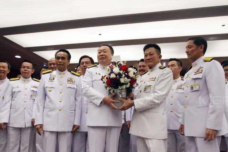 """""""หน.เพื่อไทย""""สะดุ้ง""""สุชาติ""""อวยพรเป็นผู้นำฝ่ายค้านนานๆ - แจง""""เศรษฐกิจใหม่""""ไม่ร่วมยินดีคุยกันแล้ว"""