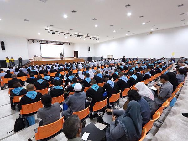 ศูนย์สันติวิธีจัดประชุมชี้แจงสร้างความเข้าใจนโยบายของภาครัฐ