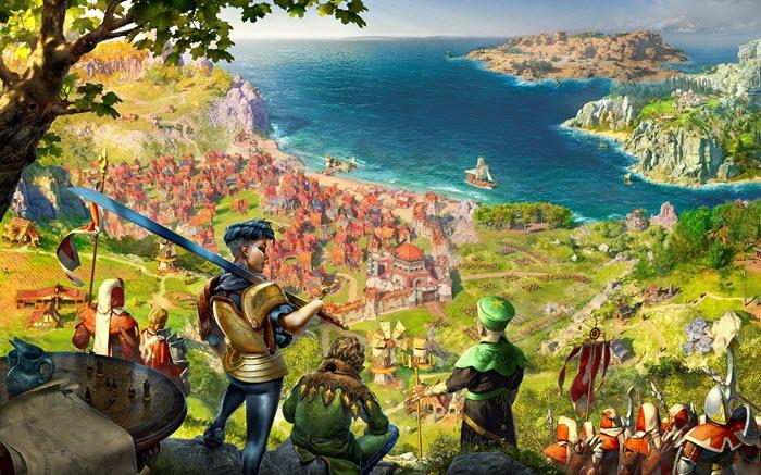 """""""The Settlers"""" เกมสร้างเมืองแฟนตาซียุคกลาง วางจำหน่ายปีหน้า!"""
