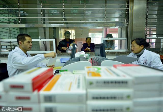 จีนเพิ่มยา 148 รายการ เข้าบัญชีประกันสุขภาพขั้นพื้นฐานของจีน