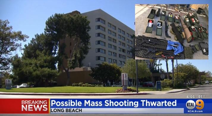 """In Clips: ตำรวจสหรัฐฯรวบตัว """"เชฟโรงแรมแมริออท"""" ในลองบีช วางแผนสังหารหมู่เพื่อนร่วมงาน-แขก"""