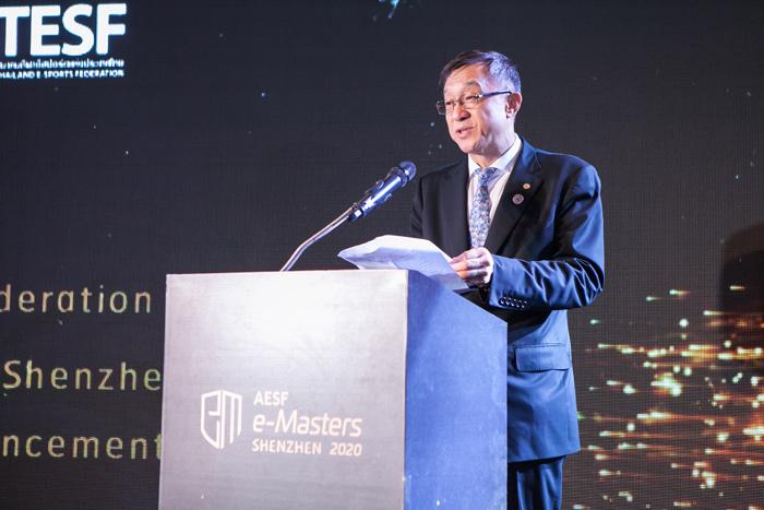Mr. Xing Jing Vice-President Sun Media
