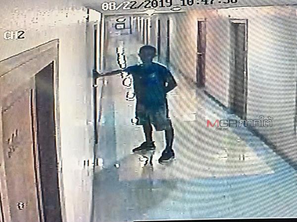 คาดชายหนุ่มเมายาหลอน บุกเดี่ยวถีบประตูโรงแรมที่สะเดา ขว้างก้อนหินใส่กระจกแตก