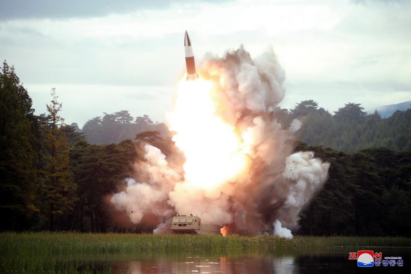 ห้าวไม่หยุด! โสมแดงยิง 'ขีปนาวุธพิสัยใกล้' ลงทะเลอีก 2 ลูก-ญี่ปุ่นยื่นประท้วง