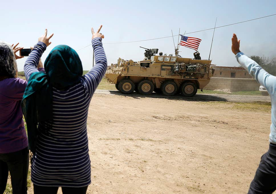 """ชาวเคิร์ดในซีเรียหนุนสร้าง """"เขตกันชน"""" ตามข้อตกลงสหรัฐฯ-ตุรกี"""