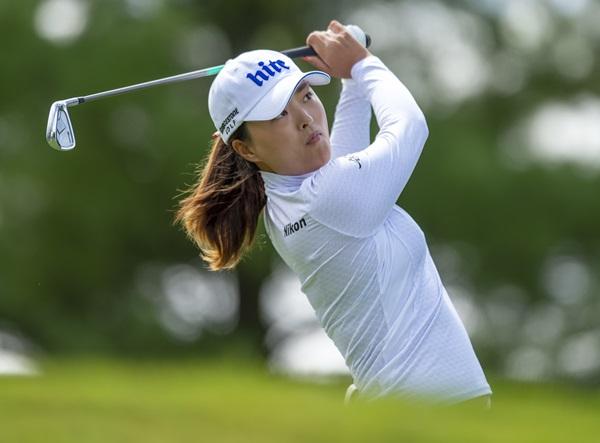"""""""จิน ยองโค"""" นำร่วมรอบ 3 สวิงแคนาเดียนฯ ลุ้นแชมป์ที่ 4 ทาบ """"ลิเดีย โค"""""""