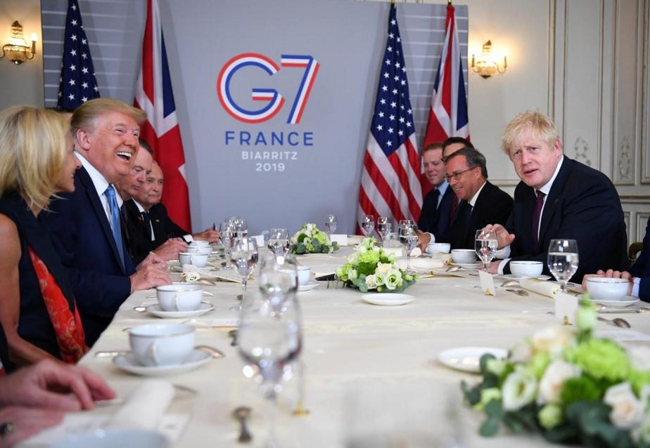 ฝรั่งเศสจัดประชุม G7 ถกหลากปัญหา ประเด็นขัดแย้งมากมายซ่อนใต้รอยยิ้ม