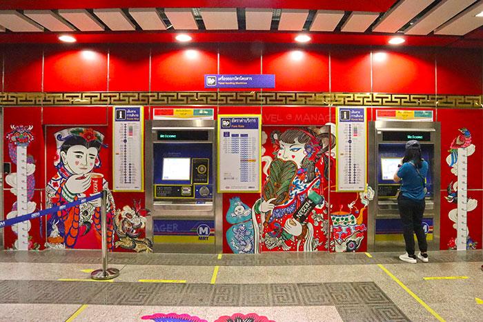 """ทดลองนั่งฟรี """"5 สถานีเปิดใหม่"""" สวยสุดในไทย จุดเชื่อมต่อแหล่งกินเที่ยวช้อป ไม่มาไม่ได้แล้ว"""