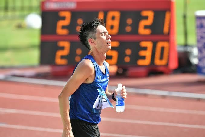โทนี่ อาทิตย์ เพนย์ นักวิ่งมาราธอนลูกครึ่งไทย-นิวซีแลนด์