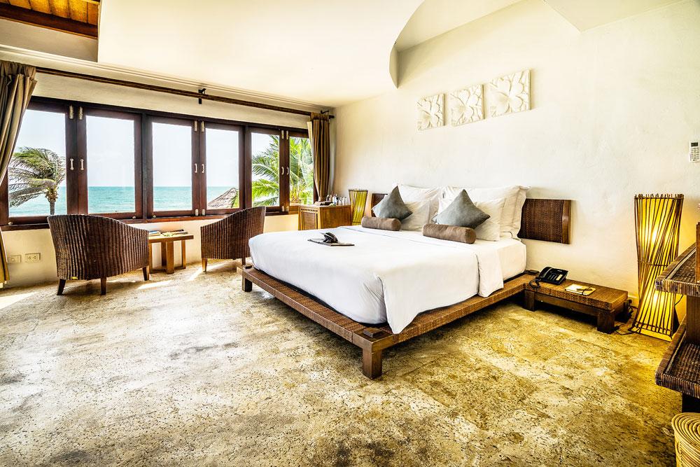 ห้องพัก Ocean View Residence