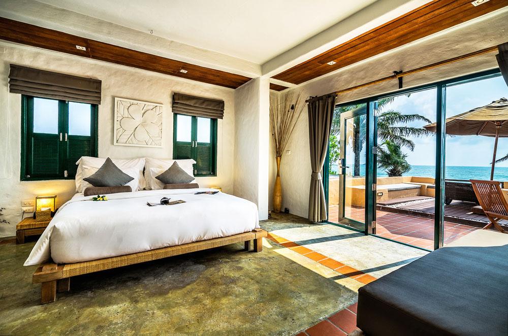 ห้องพัก Frangipani Residence