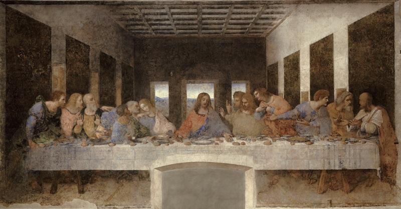 Il Cenacolo - Milano, Refettorio di Santa Maria delle Grazie