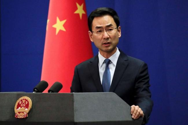 จีนโต้กลับบอกสหรัฐฯ บิดเบือนข้อเท็จจริงปลุกปั่นสถานการณ์ทะเลจีนใต้