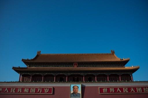 ในเดือน ก.ค. นครหลวงจีนมีค่าเฉลี่ย PM 2.5 ของกรุงปักกิ่งอยู่ที่ 37 ไมโครกรัมต่อลูกบาศก์เมตร (แฟ้มภาพเอเอฟพี)