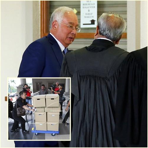 """In Clip: เปิดฉากการไต่สวนคดี 1MDB ครั้งประวัติศาสตร์ อัยการมาเลย์ชี้ """"นาจิบ"""" ใช้ตำแหน่งเลี่ยงยุติธรรม"""