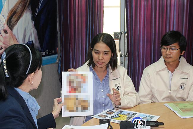 ร้องปวีณาพ่อแม่ฝากเลี้ยงเด็ก 5 เดือนกับพี่เลี้ยงวัย 60 สุดท้ายเลือดคั่งในสมอง นอนไอซียูยังลืมตาไม่ได้