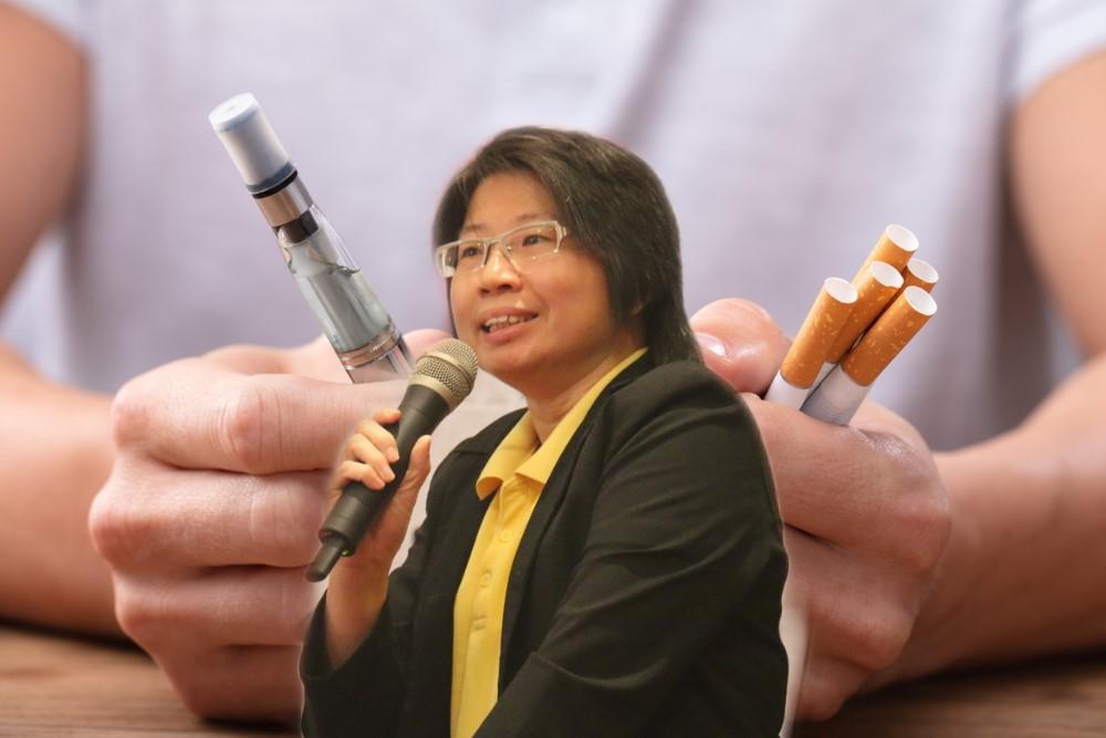"""เปิดงานวิจัยล่าสุด """"บุหรี่ไฟฟ้า"""" ทำคนลองสูบ กลับไปสูบบุหรี่ใหม่ 3.3 เท่า สูบประจำติดเพิ่ม 5.2 เท่า"""