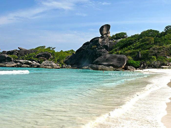 หมู่เกาะสิมิลัน อีกหนึ่งพื้นที่มรดกแห่งอาเซียนของไทย