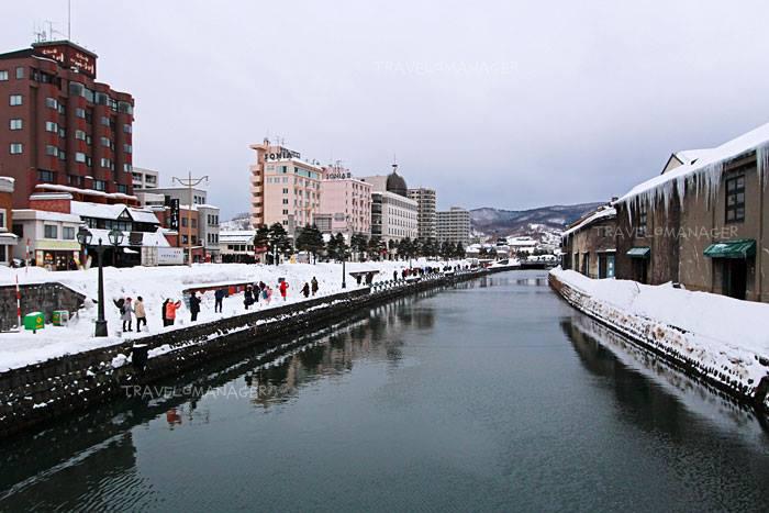 โอตารุ หนึ่งในเมืองท่องเที่ยวชื่อดังของฮอกไกโด