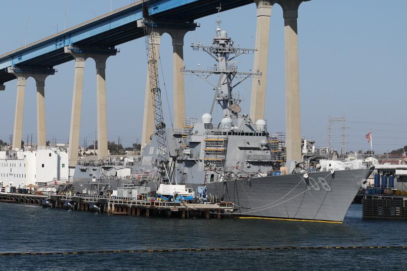 สหรัฐฯ ส่ง 'เรือพิฆาต' ล่องเฉียดเกาะพิพาททะเลจีนใต้ที่ 'ปักกิ่ง' คุม
