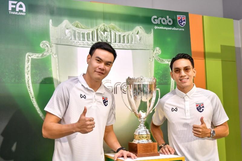 """สมาคมฯ จับมือ Grab ระเบิดศึก """"Grab Football Cup"""" ชิงเงินรวม 350,000 บาท"""
