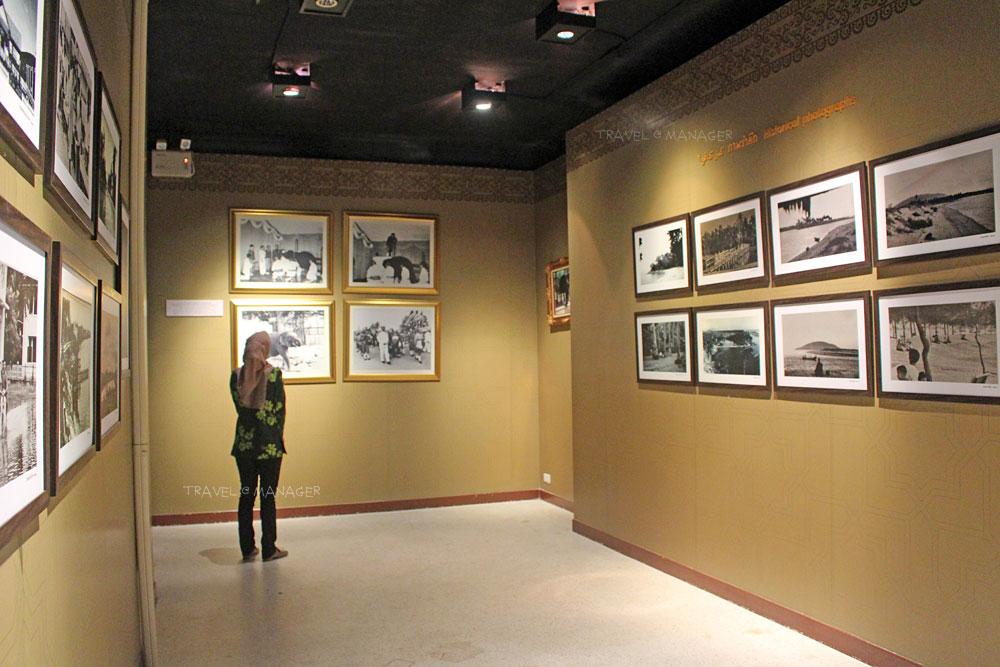 ภาพเก่าเมืองนราฯ ในพิพิธภัณฑ์