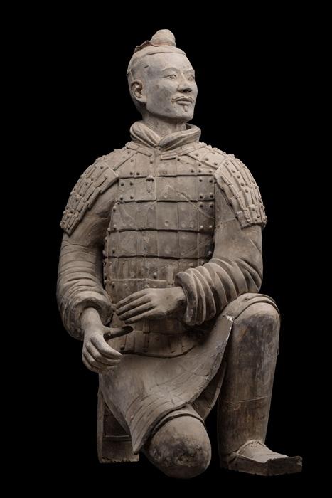 จีน เปิดกรุ หุ่นดินเผานักรบจิ๋นซีฮ่องเต้ อายุ 2,200 ปี จัดแสดงในไทย