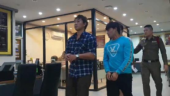 จับ3หนุ่มพม่าฟันลุงชาวจีนเสียชีวิต คาห้องพักคนงานย่านรามคำแหง