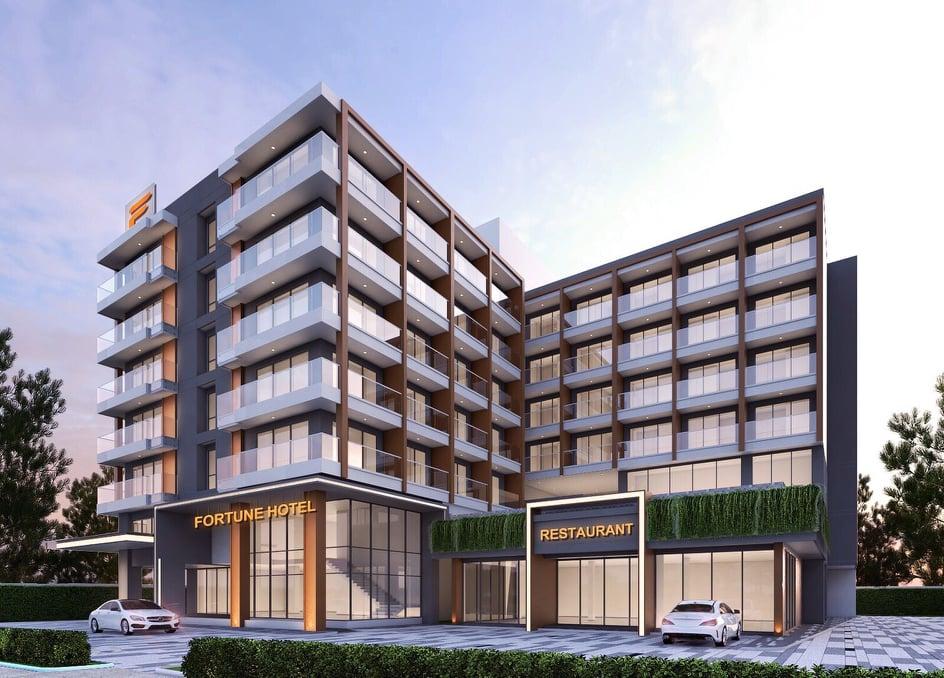 โรงแรมฟอร์จูน ซี วิว จังหวัดระยอง เปิดให้บริการต้นปี 2563