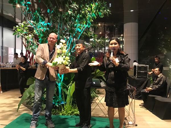 Tai Omakase ภัตตาคารอาหารญี่ปุ่นสไตล์ฟิวชั่น จัดงาน Greeting Party ขอบคุณลูกค้าพร้อมเปิดตัว Japanese Fusion Catering