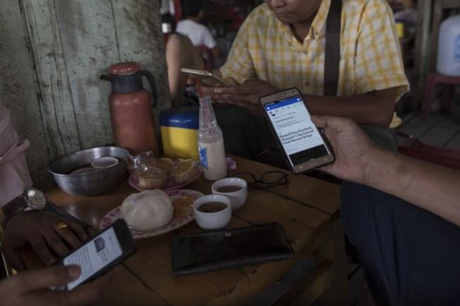 พม่าปล่อยสัญญาณอินเทอร์เน็ตในพื้นที่บางส่วนของรัฐยะไข่-รัฐชินหลังตั้งโต๊ะเจรจาสันติภาพ