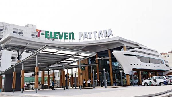 """ชื่อ """"7-Eleven"""" มาจาก เปิด ๗ โมง ปิด ๕ ทุ่ม! สาขาในไทยมากเป็นที่ ๒ ของโลกแล้ว!!"""