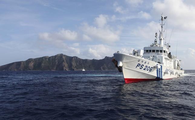 """ญี่ปุ่นจะตั้ง """"หน่วยตำรวจ"""" ปกป้องหมู่เกาะพิพาทกับจีน"""