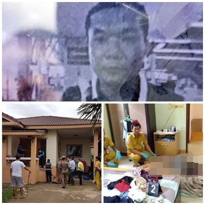 เร่งประสาน ตร.สากล ล่าหนุ่มจีนสุดโหด ฟันเมียสาวไทยหัวแบะ-จับแก้ผ้ามัดมือมัดเท้าหมกศพคาบ้าน