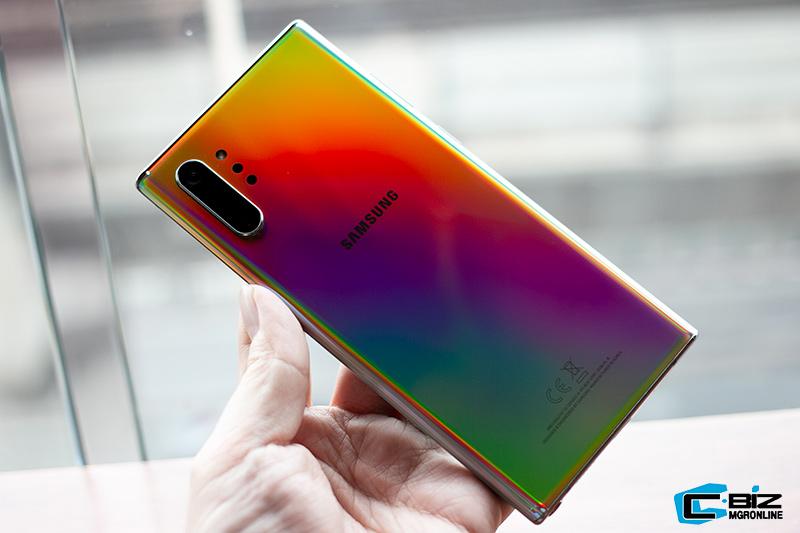 Review : Samsung Galaxy Note10+ ทุกอย่างครบในเครื่องเดียว