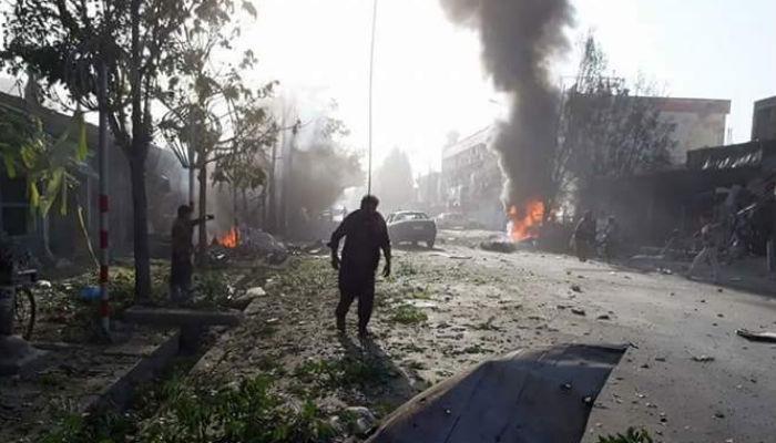 ตอลิบานวางระเบิดคร่า 16 ชีวิตในเมืองหลวงอัฟกัน เจ็บจำนวนมาก