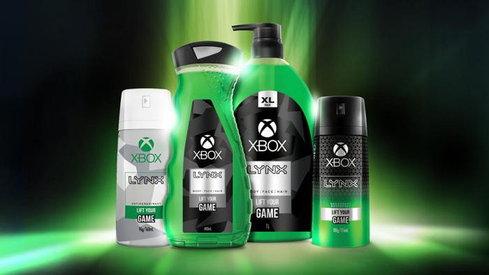 XBOX เปิดตัวสินค้า ครีมอาบน้ำ-สเปรย์ระงับกลิ่นกาย