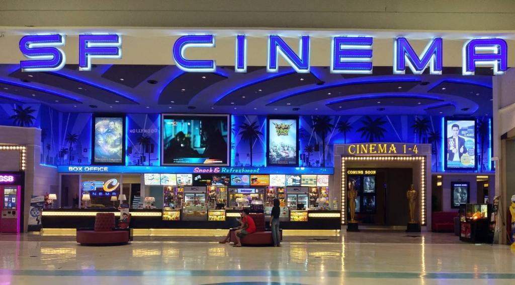 เอส เอฟ ซีเนม่า บิ๊กซี เพชรบุรี (ภาพจาก MovieClub SF cinema Phetchaburi)